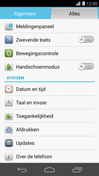Huawei Ascend P7 - software - update installeren zonder pc - stap 4