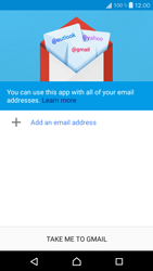 Sony Xperia X Compact - E-mail - 032a. Email wizard - Gmail - Step 6