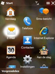HTC T3333 Touch II - e-mail - handmatig instellen - stap 3