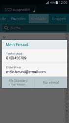 Samsung A300FU Galaxy A3 - MMS - Erstellen und senden - Schritt 9