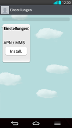 LG G2 - MMS - Automatische Konfiguration - Schritt 6