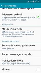 Samsung A500FU Galaxy A5 - Messagerie vocale - configuration manuelle - Étape 8