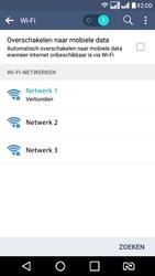 LG K8 - WiFi - Handmatig instellen - Stap 10