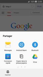 Samsung Galaxy S6 Edge - Internet et roaming de données - Navigation sur Internet - Étape 18