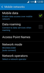 Samsung G357 Galaxy Ace 4 - Network - Change networkmode - Step 7