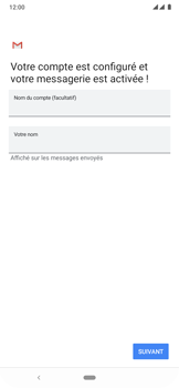 Nokia 6.2 - E-mail - 032c. Email wizard - Outlook - Étape 11