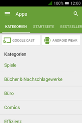 Alcatel Pixi 3 (3.5) - Apps - Herunterladen - 6 / 20
