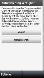 Nokia 5800 Xpress Music - Apps - Konto anlegen und einrichten - 4 / 15
