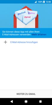 Sony Xperia XZ2 - E-Mail - Konto einrichten (gmail) - 6 / 18