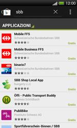 HTC One SV - Applicazioni - Installazione delle applicazioni - Fase 18
