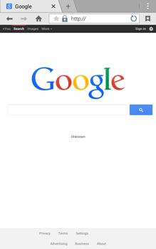 Samsung T335 Galaxy Tab 4 8-0 - Internet - Internet browsing - Step 5