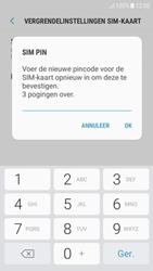 Samsung Galaxy J5 (2017) (SM-J530F) - Beveiliging en ouderlijk toezicht - Hoe wijzig ik mijn SIM PIN-code - Stap 10