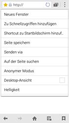 Samsung G850F Galaxy Alpha - Internet und Datenroaming - Verwenden des Internets - Schritt 13