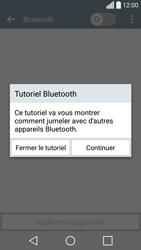 LG Spirit 4G - Bluetooth - Jumelage d