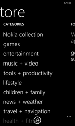 Nokia Lumia 630 - Applications - Download apps - Step 12
