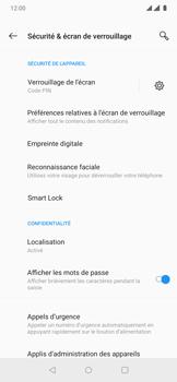 OnePlus 7 Pro - Sécuriser votre mobile - Activer le code de verrouillage - Étape 12