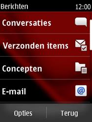 Nokia Asha 300 - E-mail - E-mails verzenden - Stap 4
