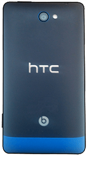 HTC Windows Phone 8S - SIM-Karte - Einlegen - Schritt 2