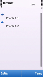 Nokia C5-03 - internet - handmatig instellen - stap 10