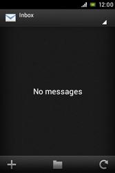 Sony C1505 Xperia E - E-mail - Sending emails - Step 15