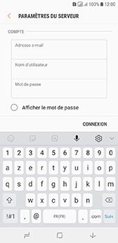 Samsung Galaxy A6 - E-mails - Ajouter ou modifier un compte e-mail - Étape 10