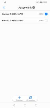 Huawei Mate 20 Lite - Anrufe - Anrufe blockieren - 10 / 12
