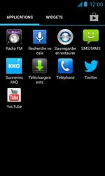 Bouygues Telecom Bs 402 - Contact, Appels, SMS/MMS - Envoyer un SMS - Étape 3