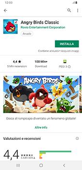 Samsung Galaxy Note9 - Android Pie - Applicazioni - Installazione delle applicazioni - Fase 16