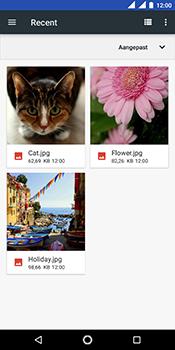 Nokia 5.1 - MMS - afbeeldingen verzenden - Stap 14