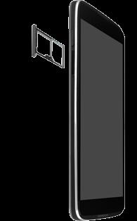 Alcatel OT-6039Y Idol 3 (4.7) - SIM-Karte - Einlegen - Schritt 3
