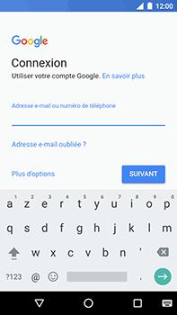 Motorola Moto E4 Plus - E-mails - Ajouter ou modifier votre compte Gmail - Étape 9