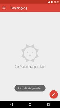 Motorola Google Nexus 6 - E-Mail - E-Mail versenden - Schritt 15