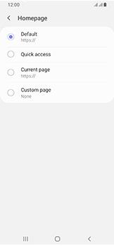 Samsung Galaxy A40 - Internet - Manual configuration - Step 27