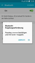 Samsung J500F Galaxy J5 - Bluetooth - Geräte koppeln - Schritt 9