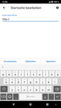 Sony Xperia XZ2 Premium - Android Pie - Internet - Manuelle Konfiguration - Schritt 31