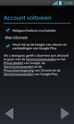 LG E460 Optimus L5 II - apps - account instellen - stap 18