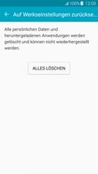 Samsung J500F Galaxy J5 - Fehlerbehebung - Handy zurücksetzen - Schritt 9