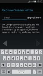 Samsung G850F Galaxy Alpha - Applicaties - Account instellen - Stap 7