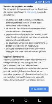 LG Q6 - apps - account instellen - stap 14