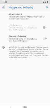 Nokia 7.2 - WiFi - So aktivieren Sie einen WLAN-Hotspot - Schritt 6