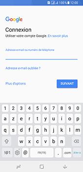 Samsung Galaxy A8 (2018) - E-mail - Configuration manuelle (gmail) - Étape 10