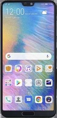 Huawei P20 Pro - Android Pie - Internet et roaming de données - Configuration manuelle - Étape 28