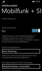 Nokia Lumia 635 - Internet - Manuelle Konfiguration - Schritt 5