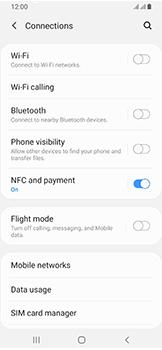 Samsung Galaxy A40 - Internet - Manual configuration - Step 5