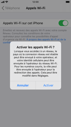 Apple iPhone 7 - iOS 13 - WiFi - Activez WiFi Calling - Étape 7