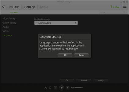 HTC One Max - Logiciels - Installation du logiciel de synchronisation PC - Étape 12