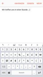 Samsung J510 Galaxy J5 (2016) - E-Mail - E-Mail versenden - Schritt 11