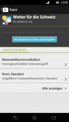 Sony Xperia T - Apps - Installieren von Apps - Schritt 15