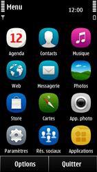 Nokia 500 - MMS - envoi d