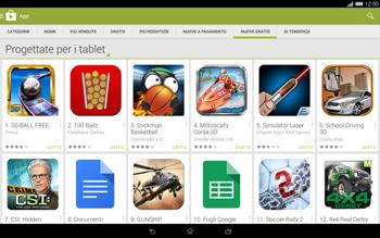 Sony Xperia Tablet Z2 LTE - Applicazioni - Installazione delle applicazioni - Fase 11